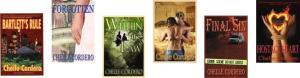 Chelle Cordero novel line 6