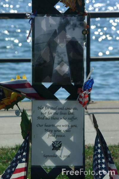 Remembering Sept 11, 2001 - Never Forget