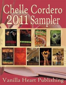 Chelle Cordero 2011 Sampler cover