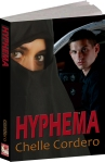 Hyphema cover, 3D