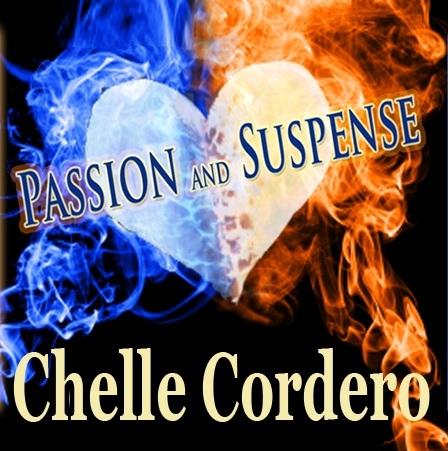 Passion & Suspense from Chelle Cordero