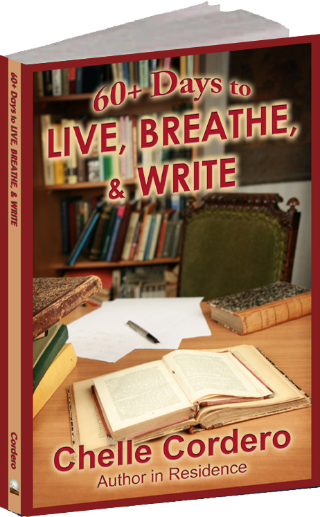 All about being a writer: 60+ Days to Live, Breathe & Write (1/2)